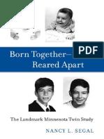 Born Together - Reared Apart_ the Landmark Minnesota Twin Study (2012)