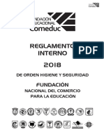 Reglamento Interno de Higiene y Seguridad Fundación Comeduc 03-04-2018.Compressed