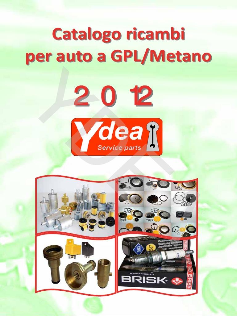 L//14-E20 FILTRO PER MANUTENZIONE IMPIANTO A GAS GPL LANDI RENZO FIAT BRAVO II