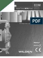 P8 PX8 Metal Eom