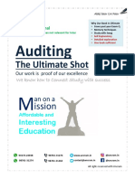 auditing the ultimate short