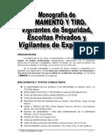Monografía_Armamento y Tiro