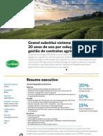 Granol Substitui Sistema Próprio Com 20 Anos de Uso Por Solução SAP Para Gestão de Contratos Agrícolas