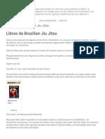 BJJMagazine_ Libros Sobre Brazilian Jiu Jitsu