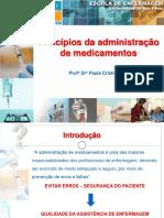 Principio Da Administração de Medicamentos