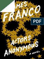 James Franco Actors Anonymous.pdf