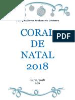 Texto Do Coral