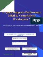 13-MRH & Compétitivité d'Entreprise VERSION PROF RESUME-2013