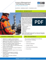 Performance Management in the Oil Refining Industry