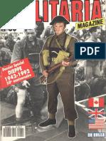 Militaria Magazine 86 Dieppe 1942