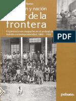 Andrés Donoso Romo - Educación y Nación Al Sur de La Frontera_ Organizaciones Mapuche en El Umbral de Nuestra Contemporaneidad, 1880-1930-Pehuén (2008)