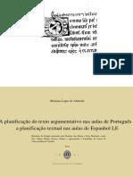 Relatório de Estágio de Mestrado Ensino Português e Espanhol