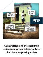 Guidelines for waterless-double-chamber composting toilets V.1 - HPPB (2018)