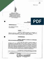 José Domingo Pérez denuncia al fiscal de la Nación Pedro Chávarry por encubrimiento