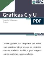 Grficas C y U Grupo 9 Controles