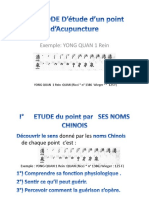 Def 1 a 4 Methode d Etude d Un Point d Acupunture