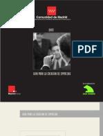 Empresa-libro-guia Para Crear Una Empresa-madrid