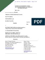 GOA Bump Stock Lawsuit