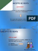 Diapositivas de Renta
