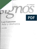 Signos Luis Camnitzer