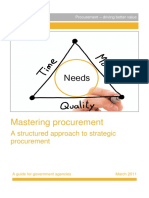 Guide Mastering Procurement