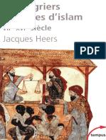 Les negriers en terres d'islam - Jacques Heers.docx