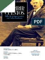 Taller Escritura Creativa, con Carlos Zambrano