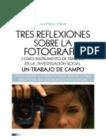 FOTOGRAFIA-LIBRO-Reflexiones Sobre La Fotografia
