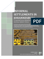 Assignment 1 [Informal Settlements in Johannesburg