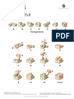 Solution printable Puzzle