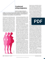 The Complexity of Maternal Hypothyroidism During Pregnancy