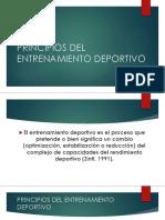 2.-Principios Del Entrenamiento Deportivo