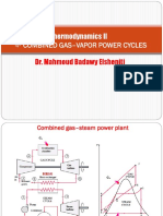 8 Combined Cycle and Cogeneration