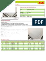 Medio Filtrante Klc Mini-pleat 65%-95%