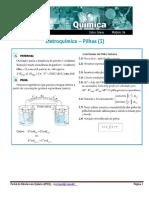 Eletroquímica – Pilhas (I)