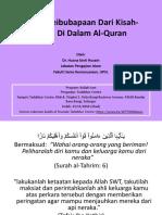 Petua Keibubapaan Dari Kisah-Kisah Di Dalam Al-Quran