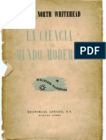 128057516 Whitehead Ciencia y Mundo Moderno BOOK