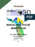 Manual Practico Minesight II Edu