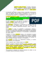 Resumen del Artículo 3 constitucion mexicana