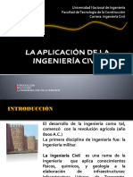La Aplicacion de La Ingenieria Civil1