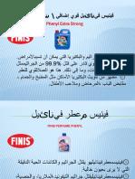Finis Arabic