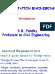 Transportation Pandey