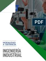 Distancia Ingenieria Industrial