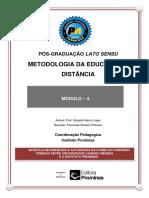 Módulo 7 - Metodologia Da Educacao a Distancia