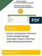 Sistem Informasi Pendidikan Bidang Keperawatan