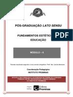 Módulo 6 - Fundamentos Estéticos Da Educação