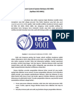 Document Control System Berbasis ISO 9001