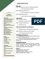 CV FaquiraWP
