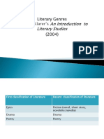 Introduction to Literature 2