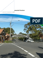 Beecroft Pedestrian Bridge Review of Environmental Factors